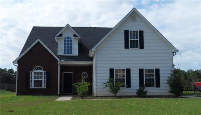 Clayton County Rental For Rent: 8105 Glen Iris Drive