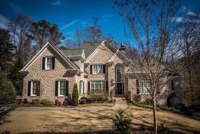 Milton Single Family Home For Sale: 730 Richmond Glen