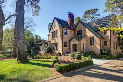 Druid Hills Single Family Home For Sale: 880 Clifton Road NE