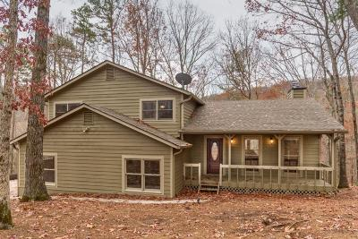 Big Canoe Single Family Home For Sale: 248 Willow Drive
