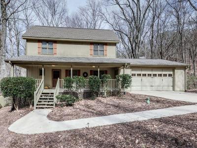 Jasper Single Family Home For Sale: 833 Denny Ridge Road
