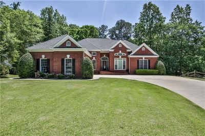 Forsyth County Single Family Home For Sale: 3430 Fox Hollow Way