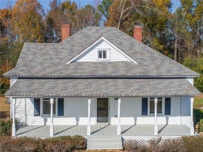 Hampton Single Family Home For Sale: 1998 Mount Carmel Road
