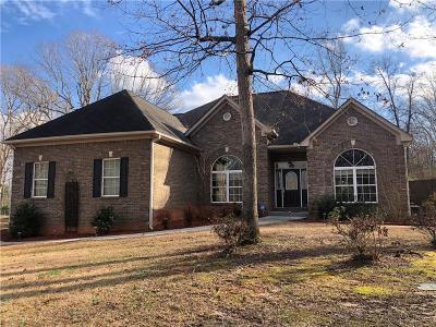 Covington Single Family Home For Sale: 91 Heaton Road