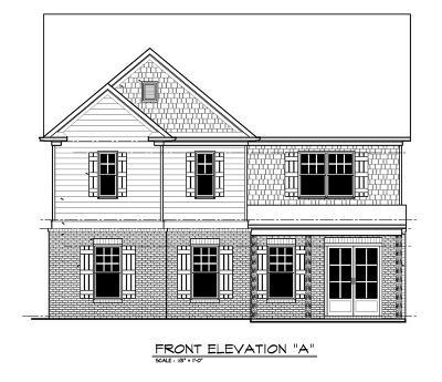 Marietta Single Family Home For Sale: 1088 Heatherland Drive