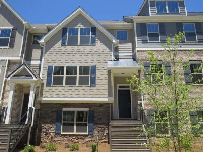 Powder Springs Condo/Townhouse For Sale: 3833 Equity Lane
