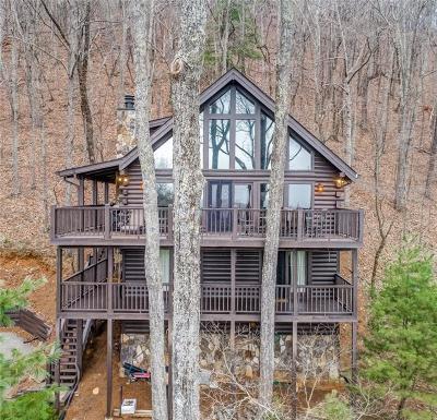 Big Canoe Single Family Home For Sale: 2025 Quail Cove Drive