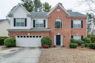 Buford Single Family Home For Sale: 3531 Southpointe Hill Drive