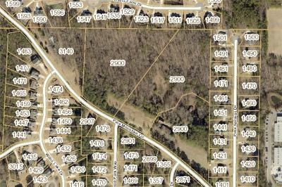 Kennesaw Residential Lots & Land For Sale: Pine Mountain Circle