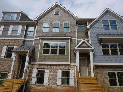 Powder Springs Condo/Townhouse For Sale: 3837 Equity Lane