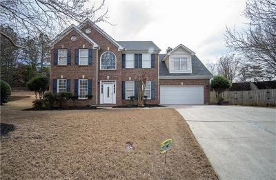 Alpharetta Single Family Home For Sale: 125 Rexford Lane