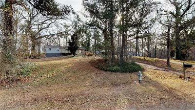 Barrow County Single Family Home For Sale: 860 Joseph Griggs Road