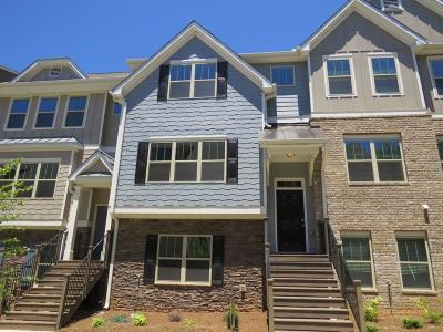 Powder Springs Condo/Townhouse For Sale: 3845 Equity Lane