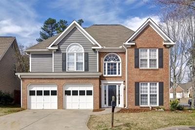 Marietta Single Family Home For Sale: 2111 Drogheda Lane