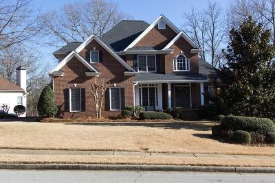 Dacula Single Family Home For Sale: 675 River Cove Drive
