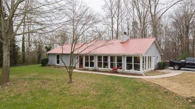 Cumming Single Family Home For Sale: 6755 Little Mill Road