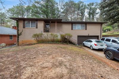 Atlanta Single Family Home For Sale: 454 Harlan Road SW