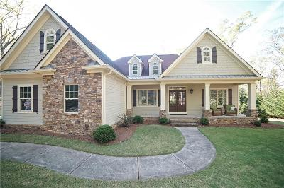 Hall County Single Family Home For Sale: 5209 Laurel Circle