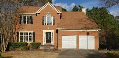 Lawrenceville Single Family Home For Sale: 270 Adger Court