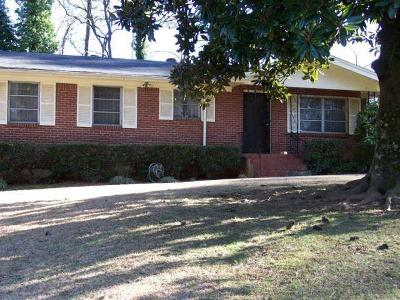 Atlanta Single Family Home For Sale: 1808 Pinedale Drive NW