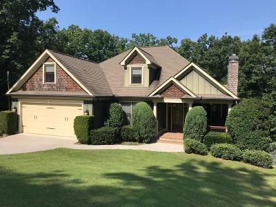 White County Single Family Home For Sale: 23 End Of The Trails Road