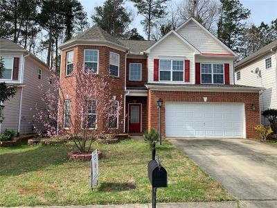 Tucker Single Family Home For Sale: 385 Villa Place Court