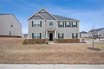 Newton County Single Family Home For Sale: 405 Silver Willow Walk