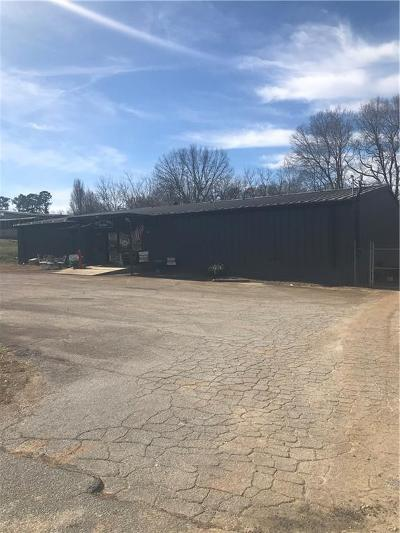 Hall County Commercial For Sale: 4228 Main Street