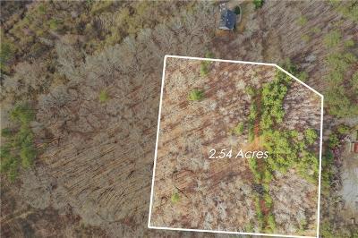 Alpharetta Residential Lots & Land For Sale: Tidwell Road