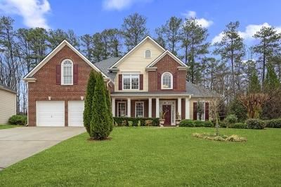 Powder Springs Single Family Home For Sale: 6127 Windflower Drive