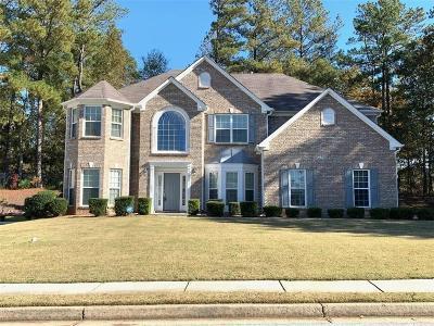 Covington Single Family Home For Sale: 265 Linkmere Lane