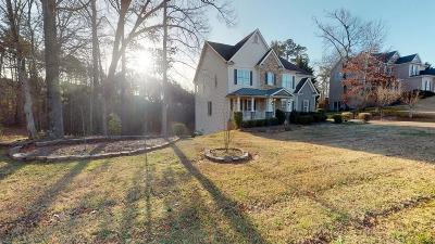 Dallas Single Family Home For Sale: 580 Senators Riddge Drive