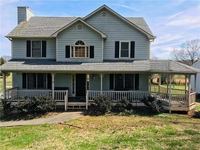 Cartersville Single Family Home For Sale: 66 Saddle Field Circle NW