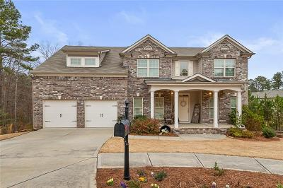 Buford Single Family Home For Sale: 3037 Friendship Court