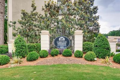 Atlanta Condo/Townhouse For Sale: 1445 Monroe Drive NE #C18