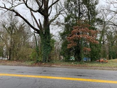 Atlanta Residential Lots & Land For Sale: 850 Hollywood Road NW