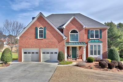 Acworth Single Family Home For Sale: 1914 Hedge Brooke Court NW