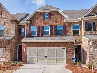 Forsyth County Rental For Rent: 6295 Shiloh Woods Drive