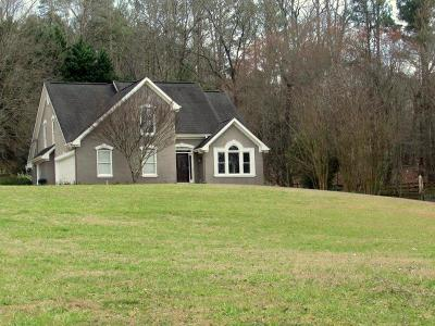 Woodstock Single Family Home For Sale: 2000 Mountain Cove Court