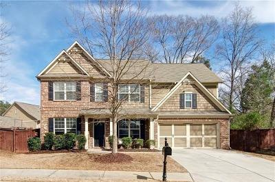 Cobb County Single Family Home For Sale: 309 Rockmann Lane SW