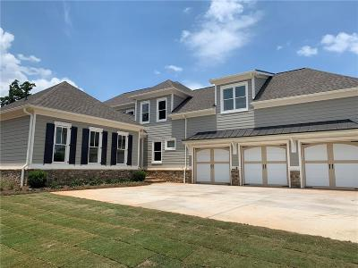 Barrow County Single Family Home For Sale: 909 Indigo Bunting Road Road