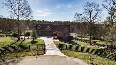 Cumming GA Single Family Home For Sale: $1,100,000