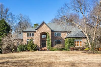 Peachtree Corners, Norcross Single Family Home For Sale: 4287 Ridgegate Drive