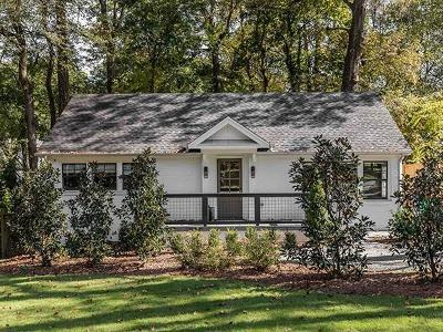 Brookhaven Single Family Home For Sale: 2595 N Thompson Road NE