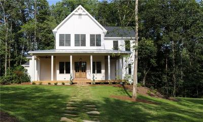 Cumming Single Family Home For Sale: 3735 Lakeside Circle