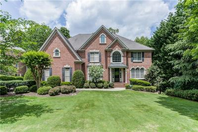 Alpharetta Single Family Home For Sale: 1585 Eversedge Drive