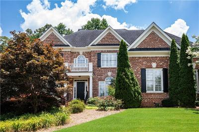Peachtree Corners, Norcross Single Family Home For Sale: 6210 Neely Meadows Drive