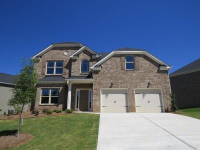 Fairburn Single Family Home For Sale: 2046 Broadmoor Way