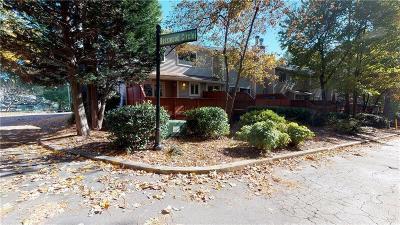 Atlanta Condo/Townhouse For Sale: 78 Basswood Circle