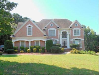 Atlanta Single Family Home For Sale: 4590 Regency Trace SW